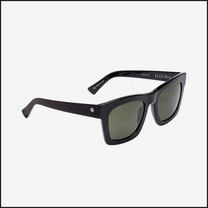 New Polarized Electric Crasher Sunglasses - black